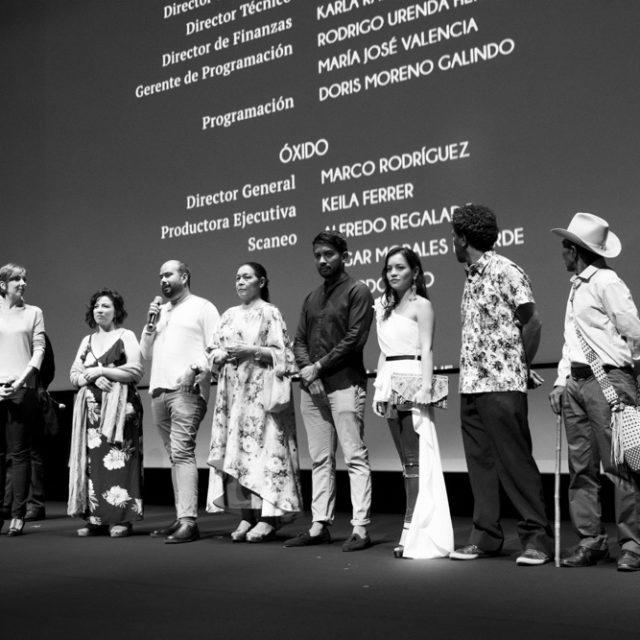 """Quinzaine des Réalisateurs 2018 - Équipe du film """"Les Oiseaux de passage"""" - © Quinzaine des Réalisateurs"""