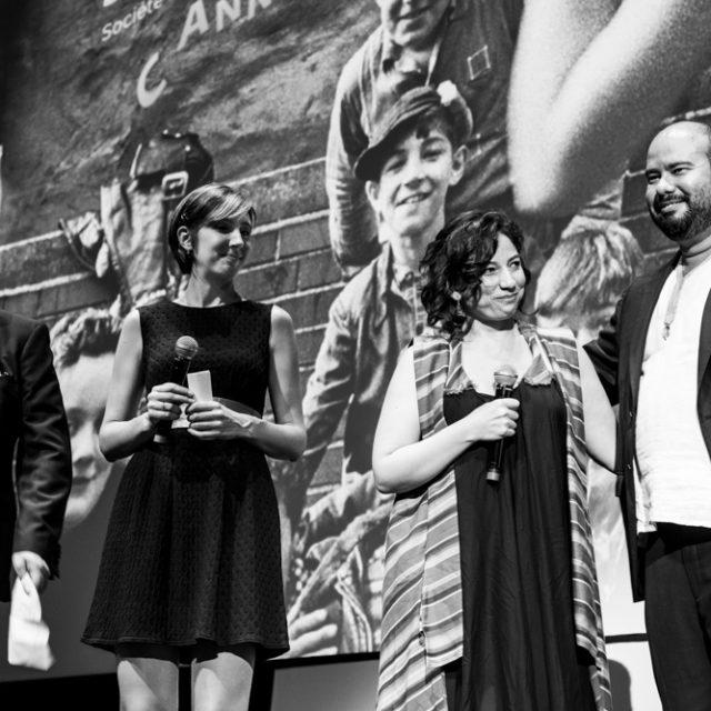 """Quinzaine des Réalisateurs 2018 - Cristina Gallego et Ciro Guerra pour """"Les Oiseaux de passage"""" - © Quinzaine des Réalisateurs"""