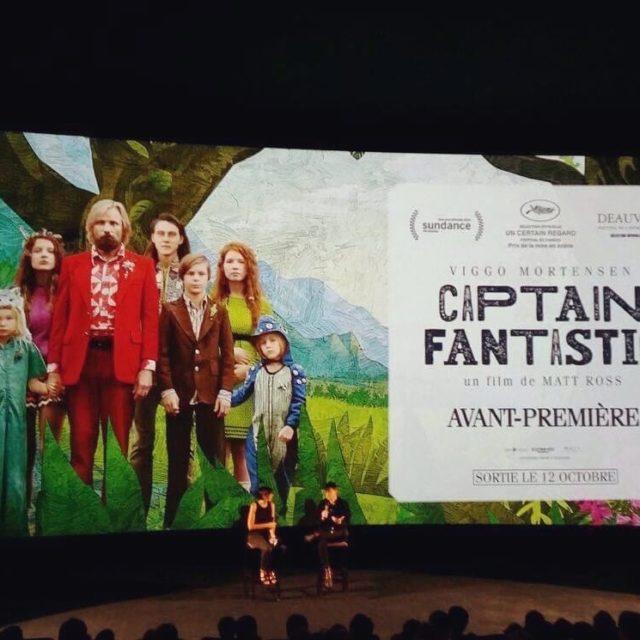 """Avant-première """"Captain Fantastic"""" - Débat avec Matt Ross"""