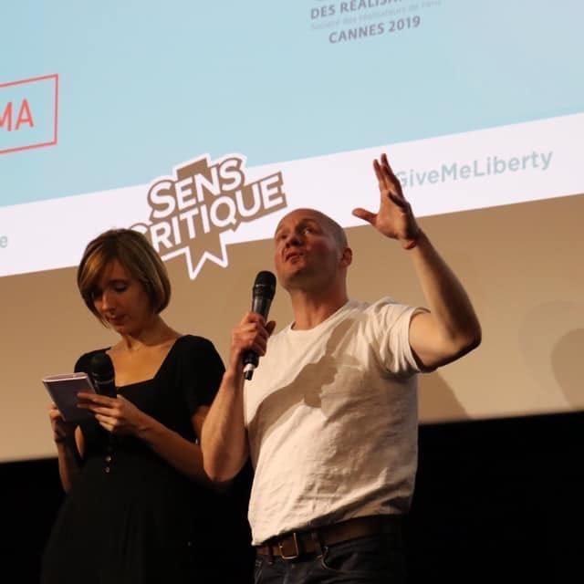 "Cinexpérience Sens Critique ""Give Me Liberty"" - Débat avec Kirill Mikhanovsky - © Sens Critique"