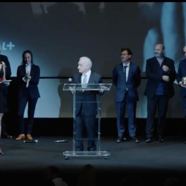 Quinzaine des réalisateurs 2018 - Remise du Carrosse d'or à Martin Scorsese - © Anne-Sophie Frémy