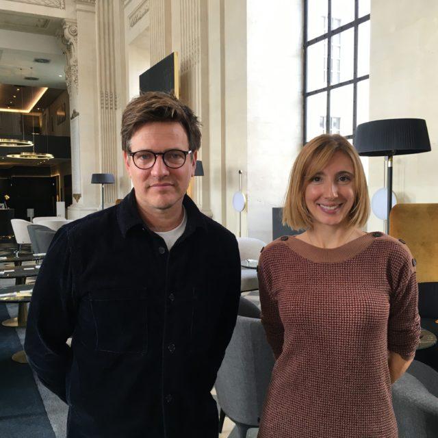 Festival Lumière 2020 - Interprétation de liaison pour l'entretien de Thomas Vinterberg avec Le Monde