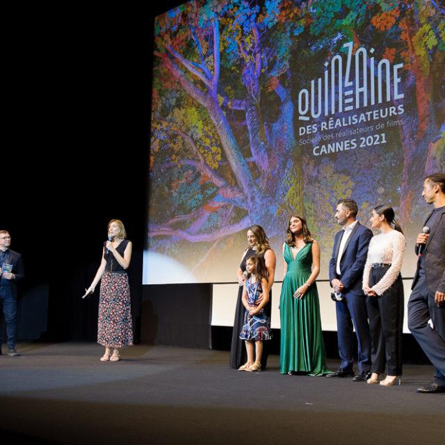 Quinzaine des Réalisateurs 2021 - Présentation A Chiara