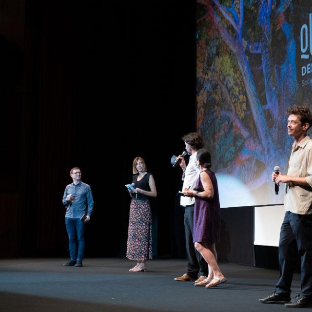 Quinzaine des Réalisateurs 2021 - Q&A El Empleado y el Patron - © Crédit photo : Susy Lagrange