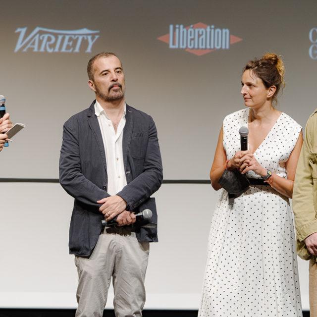 Quinzaine des Réalisateurs 2021 - Q&A Futura - © Crédit photo : Guillaume Lutz