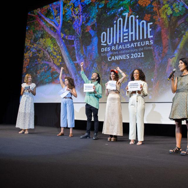 Quinzaine des Réalisateurs 2021 - Présentation Medusa - © Crédit photo : Delphine Pincet