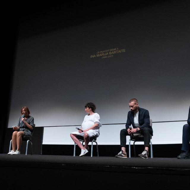 Quinzaine des Réalisateurs 2021 - Q&A Mon Légionnaire - © Crédit photo : Susy Lagrange