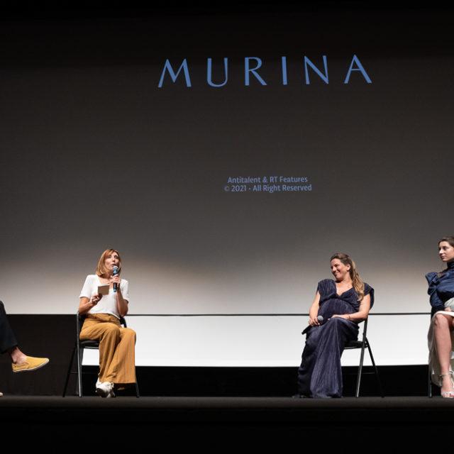 Quinzaine des Réalisateurs 2021 - Q&A Murina - © Crédit photo : Susy Lagrange