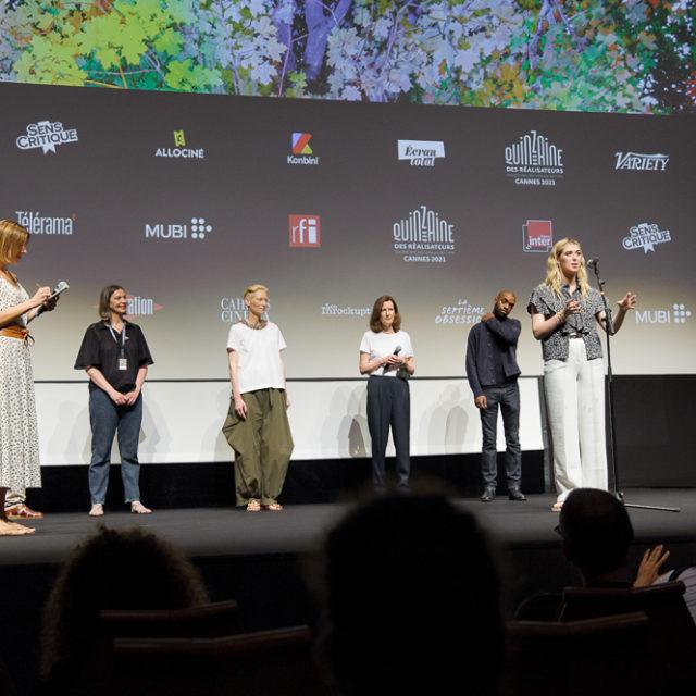 Quinzaine des Réalisateurs 2021 - Q&A The Souvenir Part II - © Crédit photo : Delphine Pincet